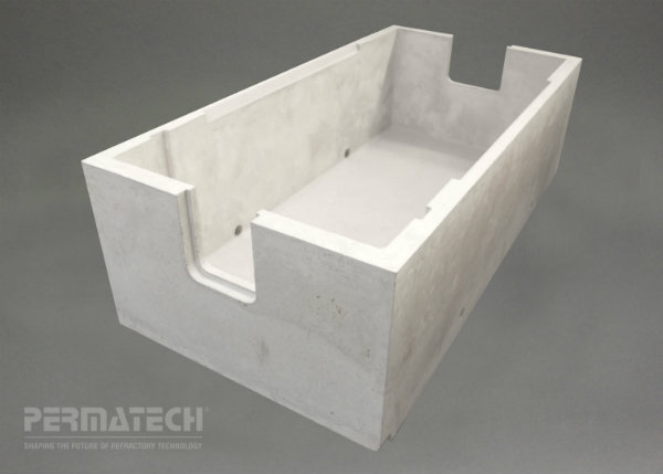 refractory box and liners